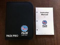 Materiały szkoleniowe PADI - czy muszę mieć własne...