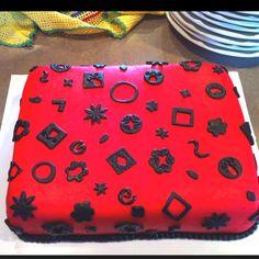18th birthday cake!!
