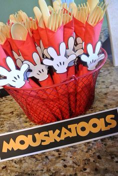 Mouskatools Sign by tatumspapercreations on Etsy, $4.00