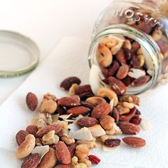 In honor of National Trail Mix day, we've compiled 12 trail mix recipes for you to enjoy!