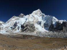 Everest Base Camp Trek is one of the best trekking trails in the world. This trek gives nice view of Mt. Everest from Kalapathar and Himalayan glacier in Everest Base Camp. Everest Base Camp Trek goes up to more than 5000 meters Amazing Places, Wonderful Places, Tolle Hotels, Everest Base Camp Trek, Audi Rs, The Mountains Are Calling, Group Travel, Luxury Holidays, Tour Operator