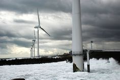 """The U.K. has more offshore wind turbines than every other country combined, according to the report, """"UK Offshore Wind: Opportunities for trade and investment,"""" published by the UK Trade and Investment agency. The U.K. also has plans to invest about $33 billion in its offshore wind industry and is on track to have 10 gigawatts of renewable energy by 2020, the report says."""