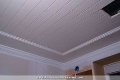 wood planked ceiling 14
