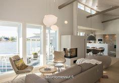 6 Särkänherra - Olohuone | Asuntomessut
