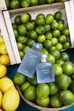"""Discover the new Light Blue Eau Intense fragrances with their crisp and citrusy scents and kick start your """"Tutti Frutti"""" summer! Citrus Perfume, Perfume Scents, Perfume Bottles, Chanel Perfume, Best Perfume, Perfume Genius, Perfume Display, Best Fragrances, Lotions"""