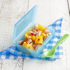Recept - Kleine mango-kipsalade - Allerhande