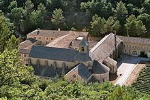 Cistercian Abbey of Sénanque - Wikipedia