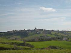 Macchina, San Marino→Tavoleto, Italia (Marzo)