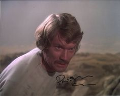 Actor Prentis Hancock SPACE 1999 signed 8x10 photo
