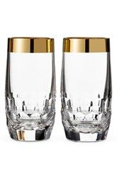 Waterford 'Mixology Mad Men Edition - Draper' Lead Crystal Highball Glasses (Set of 2)