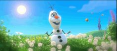 Let's face it, if you love Frozen, you love Olaf.