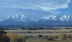 Pikes peak in all its splendor