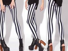 When it comes to staying comfy as a modern beauty, these leggings are sure to satisfy! Their nice, tight fit...
