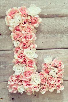 Gorgeous floral mono