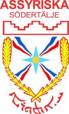 1974, Assyriska FF  (Södertälje, Sweden) #AssyriskaFF #Södertälje #Sweden (L17724)
