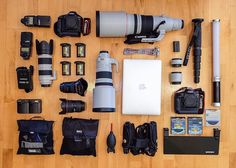 Essential gear for Formula One Photography by @anthonyrew Tag a creative human Camera gear ready to roll #camera #gear #canon #canon1dx #photoshooting #canoneos #lens #sportsphotography #photographyislife #teamcanon #lovemyjob #cameras
