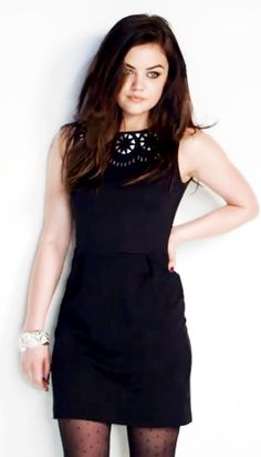 Lucy Hale ( Mark)