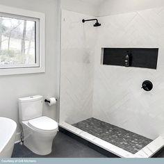 Bathroom Flooring, Bathroom Wall, Modern Bathroom, Small Bathroom, Master Bathroom, Bathroom Showers, Contemporary Bathrooms, Flooring Sale, Laminate Flooring