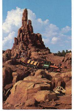 Big Thunder Mountain, Walt Disney World