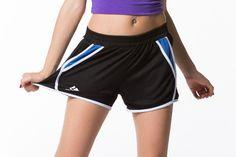 Summer Women Sports Shorts Leisure Elastic Waist Loose Yoga Running Fitness Body building Spandex Shorts