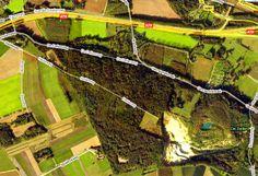 De Dellen: het natuurgebied waar de Nachtegaal ligt.