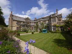 About Mapperton House