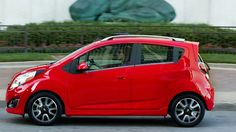 Chevy Spark Named Most Fuel Efficient Vehicle 2013 Chevy Spark, Spark 2013, Chevrolet Spark, My Dream Car, Dream Cars, Fuel Efficient Cars, One Drive, Vehicles, Cars