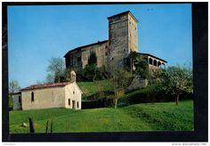 Italien - P3794 Castelli Friuliani - CASTELLO DI PRAMPERO prima del Terremoto del 1976 - MAGNANO IN RIVIERA ( UDINE ) non viaggiat