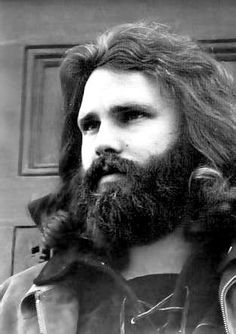 thornyc | Name That Bearded Man quiz results jim morrison!