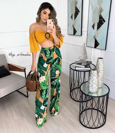 Winter Fashion Outfits, Party Fashion, Summer Outfits, Jumper Outfit Jumpsuits, Beautiful Outfits, Cool Outfits, Pantalon Large, Jumpsuits For Women, Types Of Fashion Styles