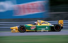 Michael Schumacher Benetton - Ford 1993