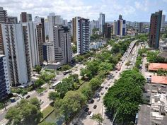 Avenida Agamenon Magalhães - Recife -PE - Brasil