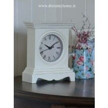 Shabby Chic Small Clock from dressmyhome.ie