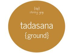 tadasana {ground} is a concentrated blend of pure, therapeutic grade essential oils (cedar, patchouli, rosewood, juniper) that is earthy + grounding. Cedar and patchouli are rich and woody, while juniper is fresh + crisp. Rosewood is known emotionally for stability. Together, this blends creates a powerful scent for helping us to connect to the earth we stand on, as well as our own two feet.