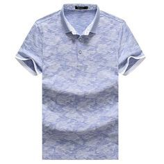 Summer Men Polo Shirt