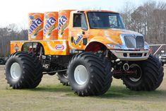 Wanna Fanta? #Monster #Truck  www.crcint.com