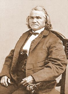 Stand Watie was born in Georgia, he sided with the Confederacy and was commissioned as a colonel in July 1861. Watie raised a regiment known as the Cherokee Mounted Volunteers and fought in Arkansas and the Battle of Pea Ridge. In May 1864, he was promoted to brigadier general – becoming the highest ranking Indian to fight in the Civil War. Over two months after Lee's surrender, Cherokee Stand Watie became the last Confederate general to surrender his forces in the final days of the Civil…