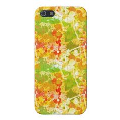 Splatter Texture iPhone 5 Case