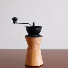Looking at a potential new product - MokuNeji coffee mill.  Beautifully handcrafted using Japanese zelkova wood.  What do you think?