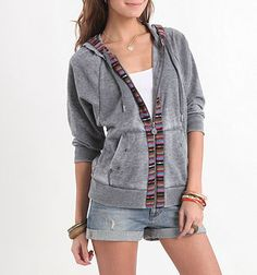 Roxy Margarita Hoodie - PacSun.com Its also Lafayette's hoodie from True Blood!