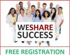 +++ INCOME AT DAY 1 (AFTER LAUNCH) GUARANTEED +++ VIDEOS: http://wesharesuccess.jimdo.com/ REGISTER: www.wesharesuccess.com/?refid=35672fdf