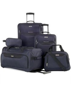 Tag Springfield III 5 Piece Luggage Set, Only at Macy's   macys.com