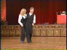 ▶ Shag Dancing with Charlie Womble & Jackie McGee - Now that's swing dancing.
