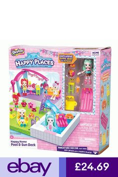 Your original Shopkins toys are back within adorable Mini Packs! We're celebrating 10 amazing Seasons of Shopkins with the debut of Shopkins Mini Packs – the Collectors' Edition. Toys For Girls, Kids Toys, Girl Dolls, Baby Dolls, Shopkins Happy Places, Shopkins And Shoppies, New Shopkins, Moose Toys, Toy Packaging