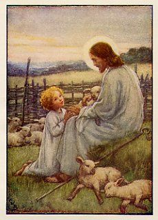 The Good Shepherd by Cicely Mary Barker