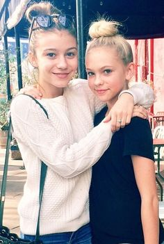 G Hannelius / Jordyn Jones
