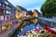 Cidades mais floridas França