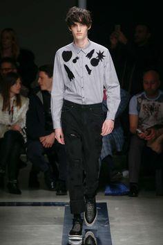 MSGM - Fall 2015 Menswear - Look 9 of 33