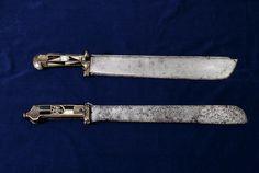Cuchillos de caza - Austria (Innsbruck) - c 1500