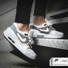 Nike Men's Air Max 90 True Leather White 302519 113